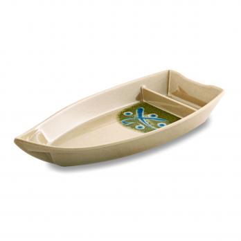Блюдо лодка JB10A/018