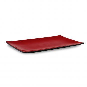 Тарелка прямоугольная 23848В/PT215